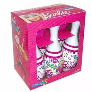 Juego De Bowling Bolos Barbie Mini Play 260