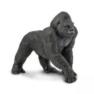 Gorilas Figuras Piezas De Museo Reales