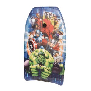 Tabla Barrenadora Bodyboard Avengers