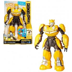 Muñeco Bumblebee Dj Transformers Sonido Movimiento Hasbro E0850