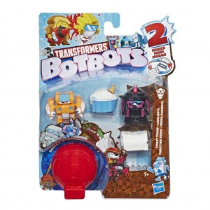 Figura Transformers Bots Bots Pack 5