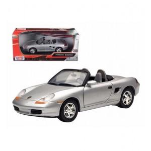 Auto Porsche Boxter Escala 1:24 Metal Colección Motormax