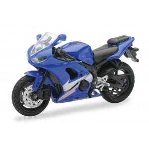 Moto Yamaha YZF-R6 Pista Escala 1:18 New Ray Colección