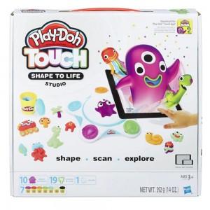 Play Doh Touch Estudio Creaciones Animadas C2860 Hasbro