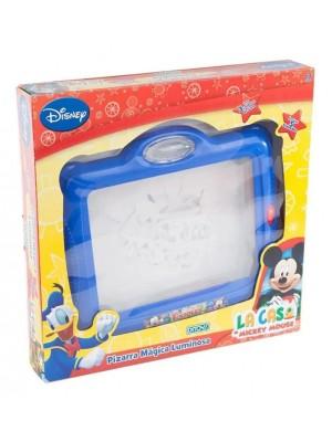 Pizarra Mágica Con Luz Y Sonido Mickey Mouse