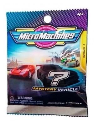 Auto Vehiculo Mini Micro Machines Surtido Sorpresa