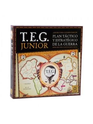 Teg Junior Juego De Mesa Estrategia Para Chicos