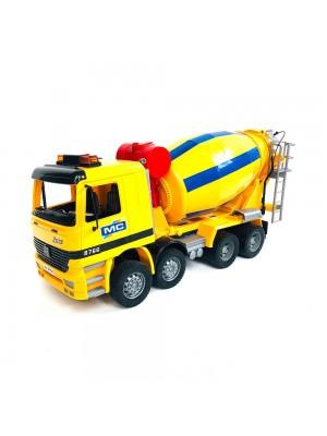 Camión Construcción Mezclador Colección