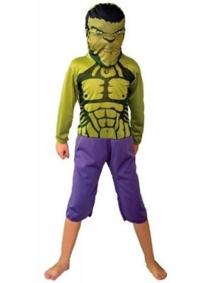Disfraz Economico Hulk Vengadores Avengers Marvel Talle 0 New Toys Cad8209