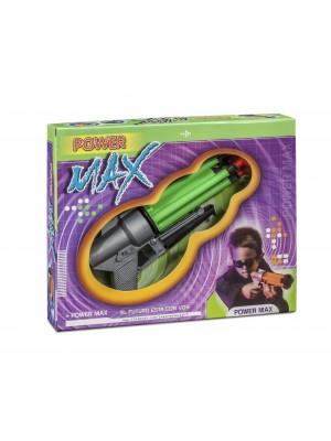 Arma Pistola Lanzador De Juguete