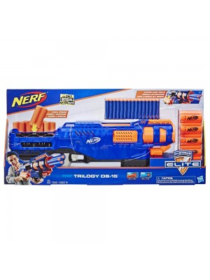 Lanzador Nerf Trilogy DS-15 N-Strike Elite E3821 Hasbro