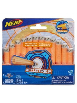 Nerf N-Strike Elite AccuStrike Series Repuesto 12 Dardos