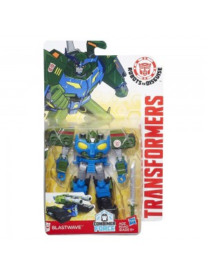 Muñeco Transformers Combiner Force B0070 Original Hasbro