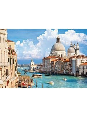 Puzzle Jigsaw Tomax Rompecabezas Gran Canal De Venecia, Italia X 1000 Piezas