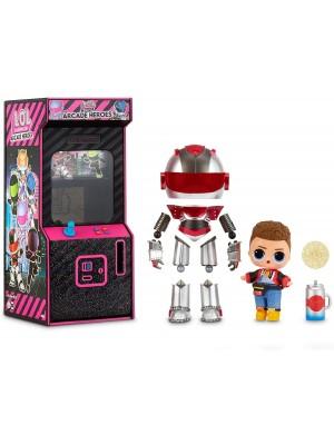 Muñeca Lol Surprise Boys Arcade Heroes