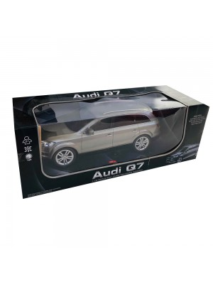Audi Q7 Radio Control