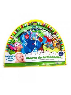 Gimnasio Bebe Manta Actividades Móvil Juguete Para Bebe