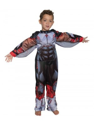 Disfraz Falcon Vengadores Avengers Marvel Talle 1 New Toys Cad1098