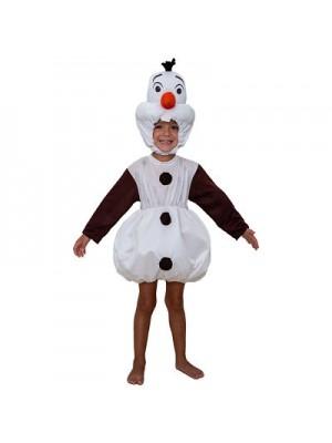 Disfraz Olaf Frozen 2 Disney Talle 1 New Toys Cad1050