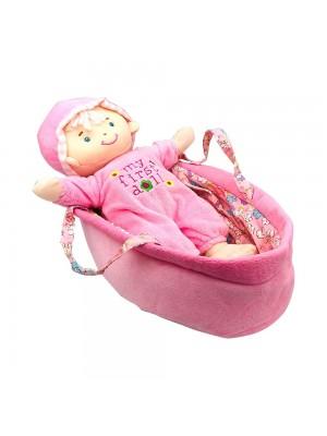 Porta Infant Con Bebe Pepus