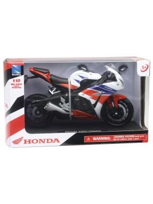 Moto Honda Honda CBR 1000 RR Pista Escala 1:12 New Ray Colección
