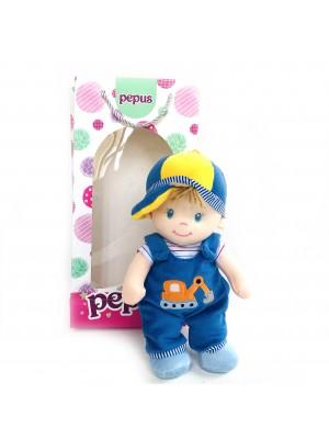 Muñecos Pepus Plush De Lujo 32 Cm En Estuche